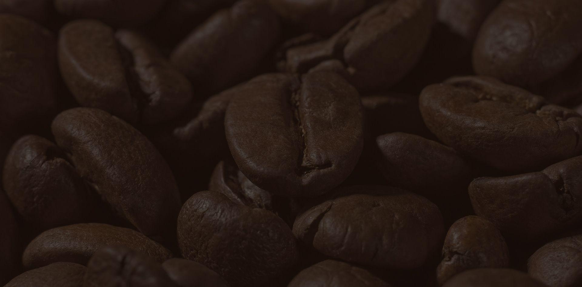 grecas y cafeteras granos de cafe